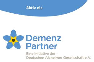 """AG """"Licht im Dunkeln"""" nun offizieller Demenz Partner"""