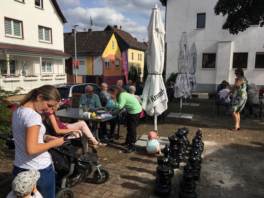 """""""Initiative Quartier 4 – Gemeinschaft (er)leben"""""""